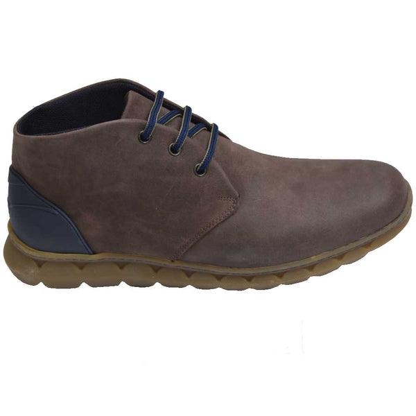 Simplex Safari Boot Brown/Blue