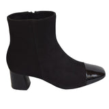 Melzo Cap Boot Black