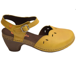 Ankle Strap Yellow