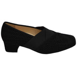 Evelyn Stretch Pump Black J