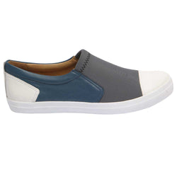 Evidence Loafer White/Blue