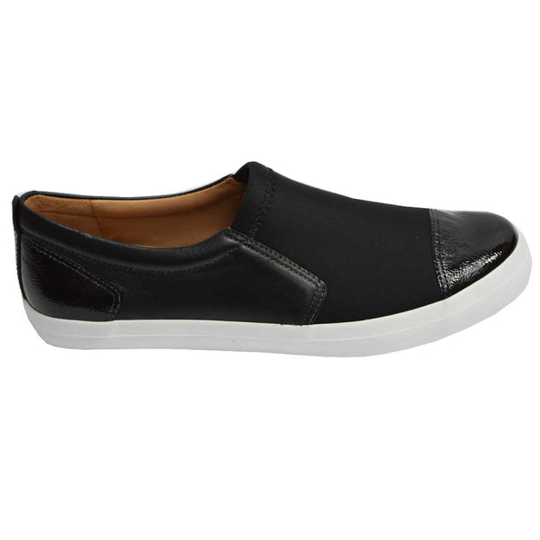 Evidence Lycra Loafer Black