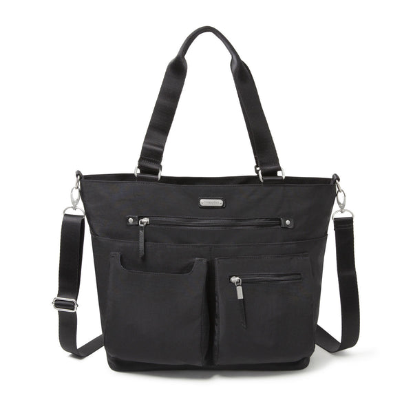 Any Day Tote W/RFID Black
