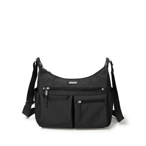 Anywhere Large Hobo Black