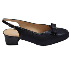 ANA 719 Bow Sling Pump Navy