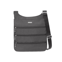 Big Zipper Bagg RFID Charcoal