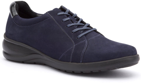 Boston Navy Nubuck