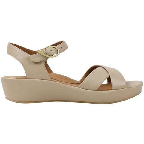 Casimiro Wedge Sandal Pearl