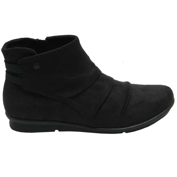 Cloud Micro Boot Black