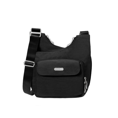 Criss Cross Bag Black