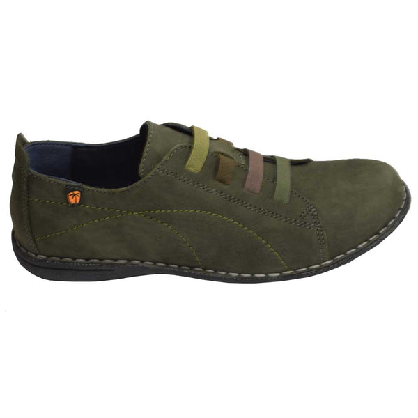 Elastic Nb Slip On Militar