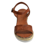 Espadrille Sandal Brown