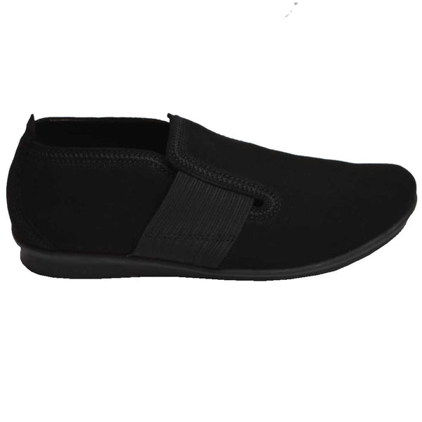 Cintia Micro Slip On Black