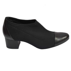 Eclipse Stretch Pump Black