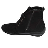 Mercy Stch Lace Boot Black