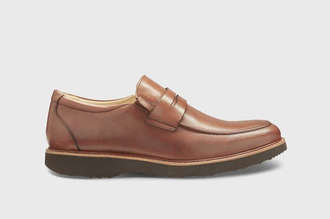 Ivy League Penny Loafer Whiskey