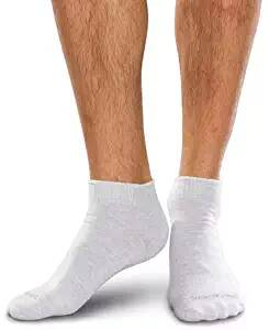 Diabetic Sock Mini White