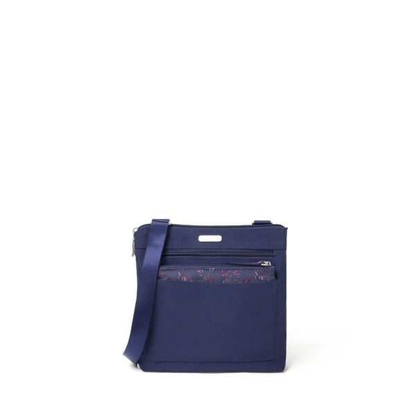 Peek A Boo Crossbody - navy/firework