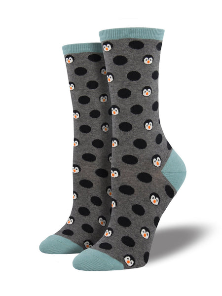 Pengunika Dot Socks Grey