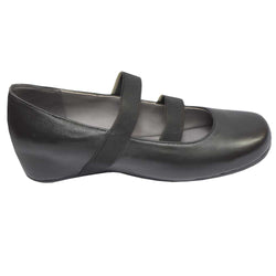 Pisa Wedge Black