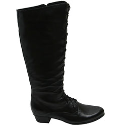 Stefany Tall Boot Black
