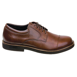 Lexington Cap Toe Brown