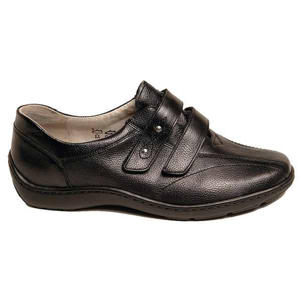 Joy/Henni Velcro Black