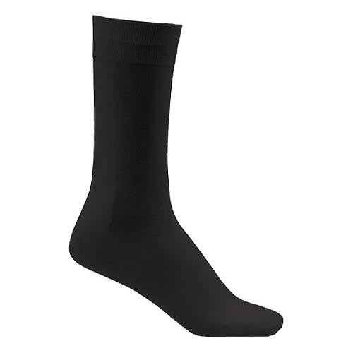 Cotton Soft Sock Brown