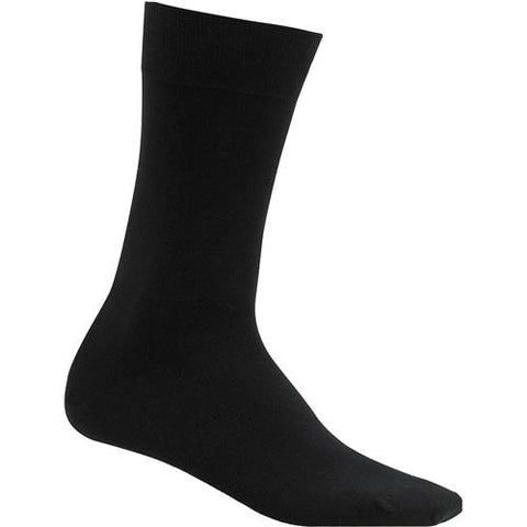 Cotton Soft Sock Black