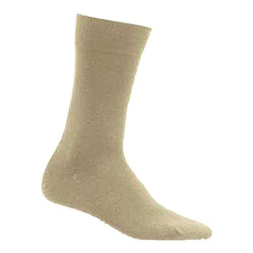 Cotton Soft Sock Beige
