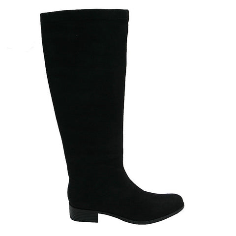 Scout Microfiber Tall Boot Black