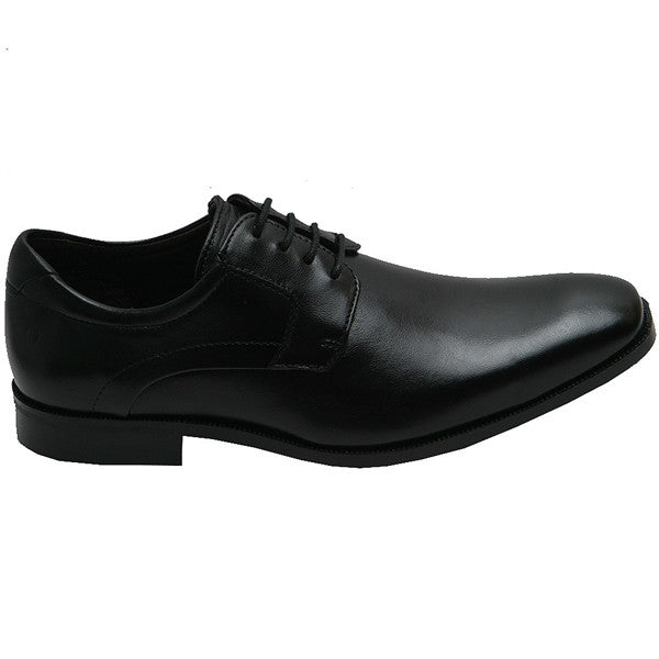 Dual Soft Plain Oxford Black