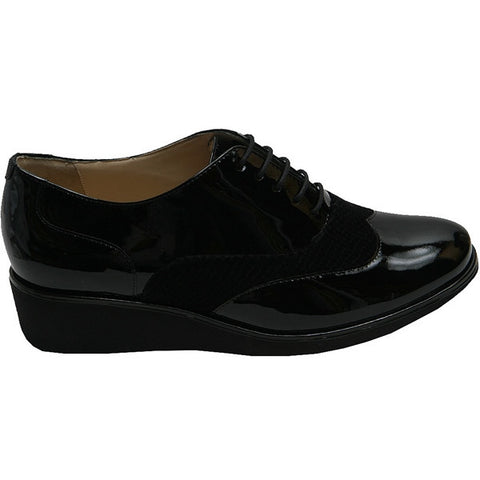 Genua Wedge Black K