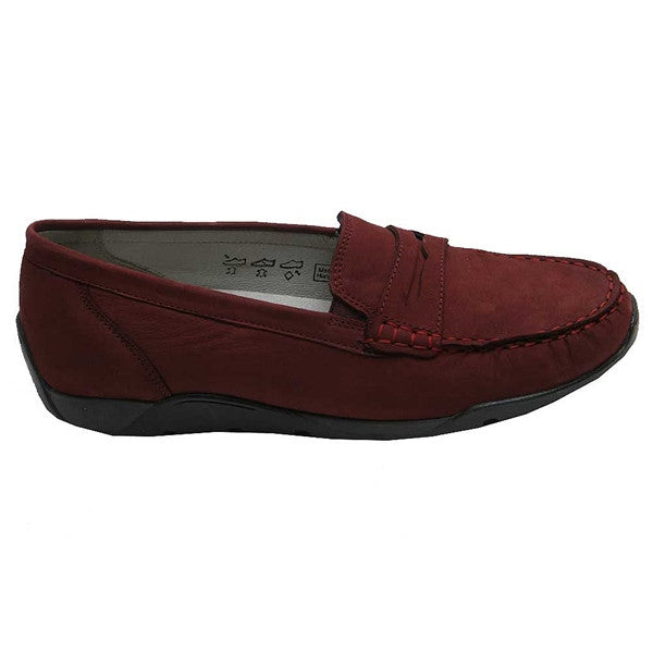 Vivian/Hisaki Loafer Wine