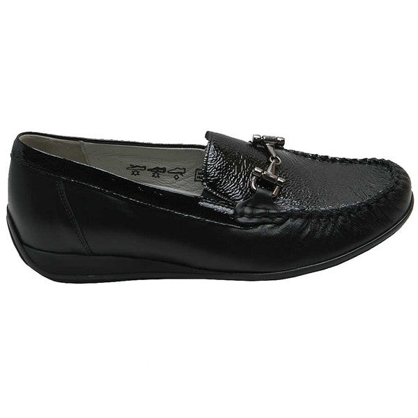 Giselle/Gitta Bit Loafer Black