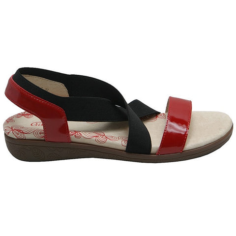Lorie Sandal Red