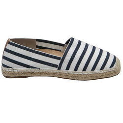 Valeri Navy Stripe