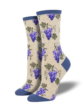Women's One Fine Vine Socks Hemp