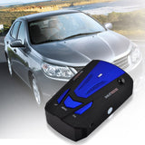 360 Degree Car GPS Speed Safety Radar Detector With USB 2.0 LED Display English Voice Alert Laser Detector Car-Detector