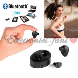 Wireless TWS-K2 Mini True Bluetooth Twins Stereo In-Ear Headset Earphone Earbuds
