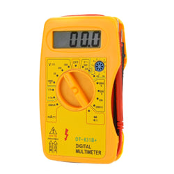 DT-831B+ Mini Digital Multimeter DMM Voltmeter Ammeter Ohmmeter