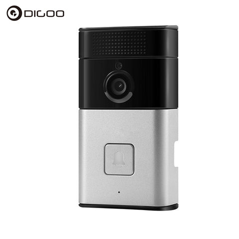 Digoo SB-XYZ Wireless Bluetooth and WIFI Smart Home HD Video DoorBell Phone Ring Door Bell Smart Home Remote Control