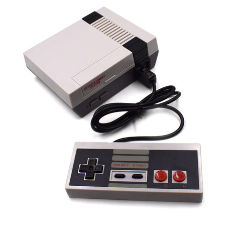 NES Retro Game Console with 500 games pre-installed.