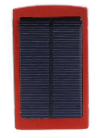 10000mAh External Solar Charger Mobile Power Universal for iPhone iPad Samsung