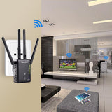 Wavlink AC1200 WIFI Repeater/Router/Access point  Wireless Wi-Fi Range Extender wifi signal amplifier
