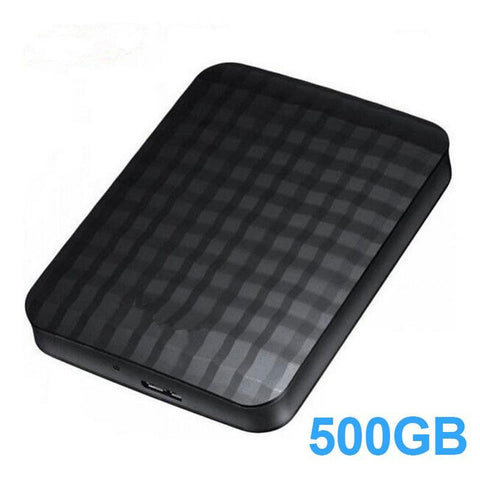 New Ultra High Speed USB3.0 500GB / 1TB External Hard Drive Portable Mobile Hard Disk