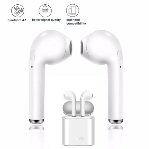 17S TWS Wireless Bluetooth Earphones