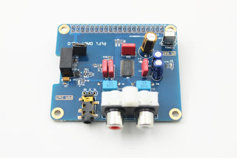 HIFI DAC Audio Sound Card Module I2S interface for Raspberry pi B+ 2