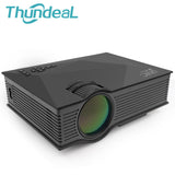 UNIC UC46 Mini Projector Proyector Beame 1080P Home Theater 1200Lumens 2.4G WIFI 3D LCD LED HDMI AV USB SD IR Portable Projector