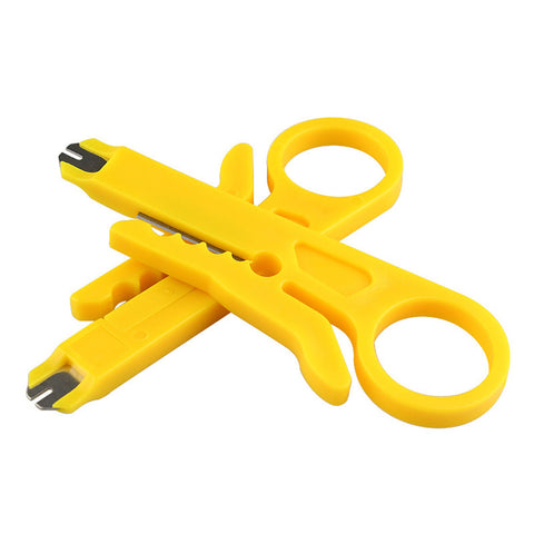 High Quality Rotary Punch Down Network UTP Cable Cutter Punch Down Wire Tool